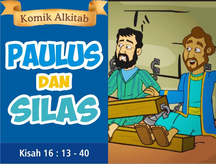 Paulus dan Silas