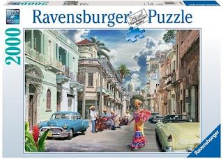 Cuban _Impressions_2000_parça_ravensburger_puzzle_kutu