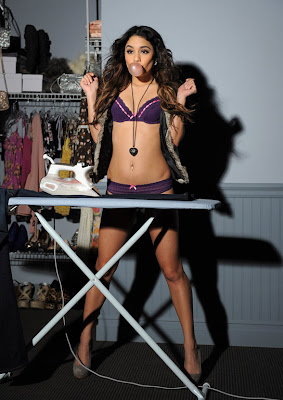 Vanessa Hudgens Candies Fall 2011