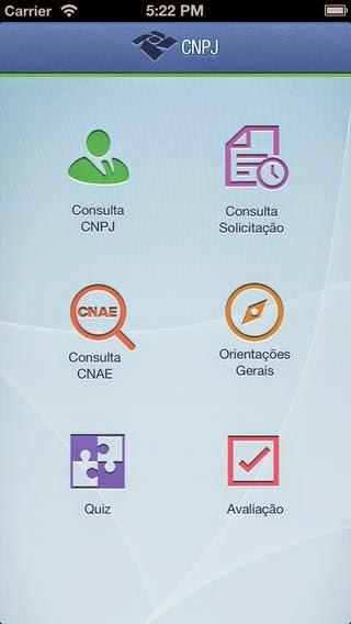 Consultar CNPJ pelo celular