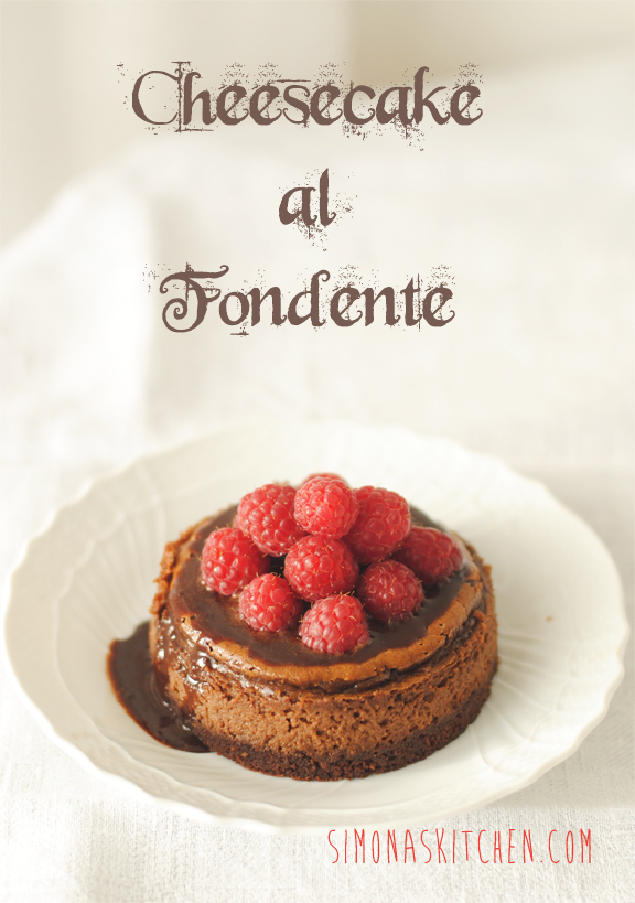 cheesecake-cioccolato
