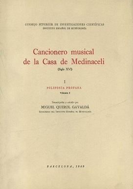 Cancionero de Medinacelli