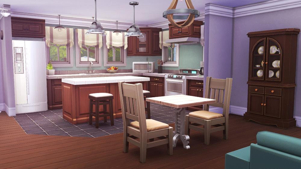 My Sims 4 Blog: The Kilbourne by Jenba