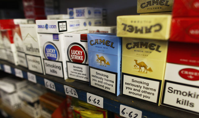 Buy cigarettes Dunhill Lucky Strike UK