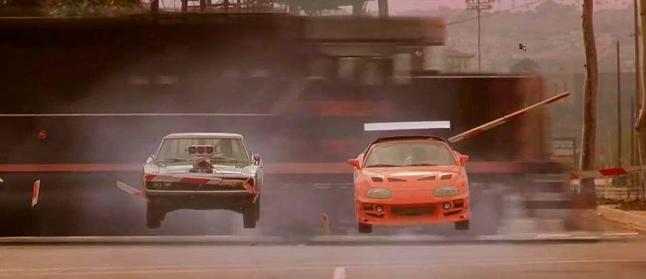 Supra Vs Charger >> Kelvinator21's Hot Wheels