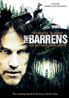 Quỷ Dữ Săn Người - The Barrens