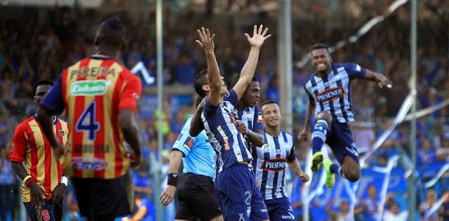 Emelec ganó a Águilas Doradas, y clasificó en Copa Sudamericana
