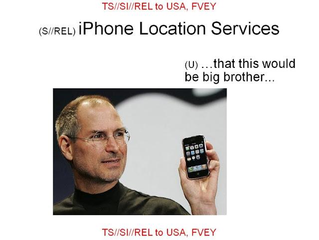 Steve Jobs is the real Big Brother and iPhone users are zombies