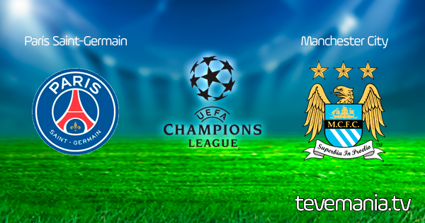 PSG vs. Manchester City en Vivo - Champions League