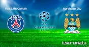 PSG vs. Manchester City en Vivo - Champions League