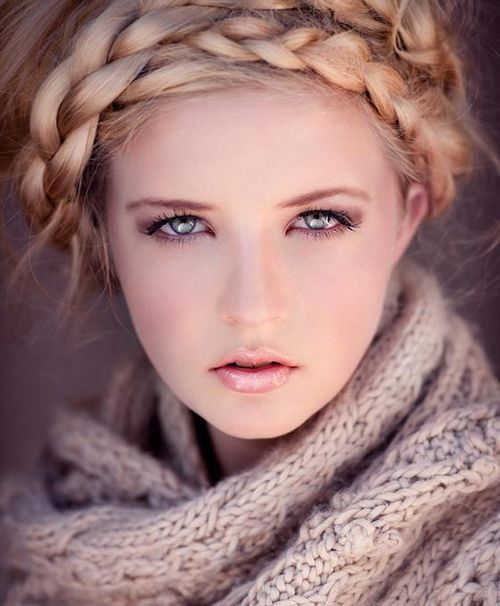 Fotos increibles trenzas y peinados para chicas - Chicas con trenzas ...