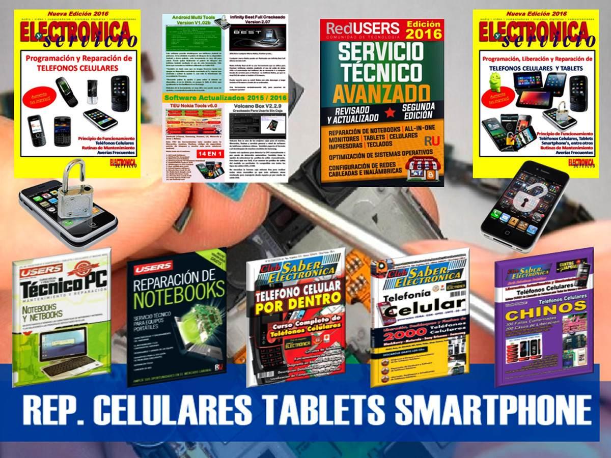 Curso Reparación Teléfonos Celulares