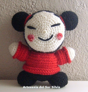 amigurumi de puka 