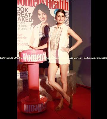 Anushka Sharma - sexy nude legs
