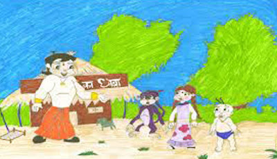 Chota Bhim Cartoon Photos