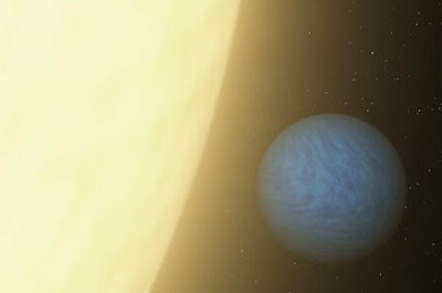 NASA-super-Earth planet