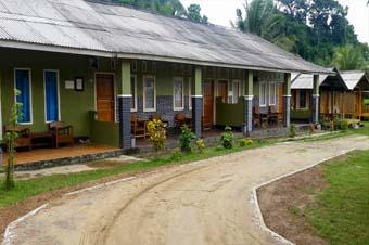 Penginapan Cariang Sawarna / Cariang Homestay
