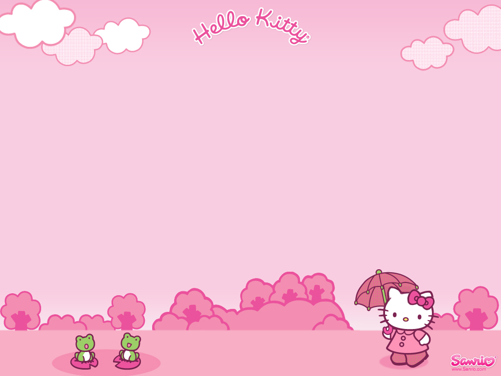 excellent collection of hello kitty wallpapers for