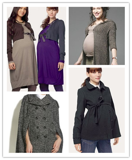 maternity clothing in autumn