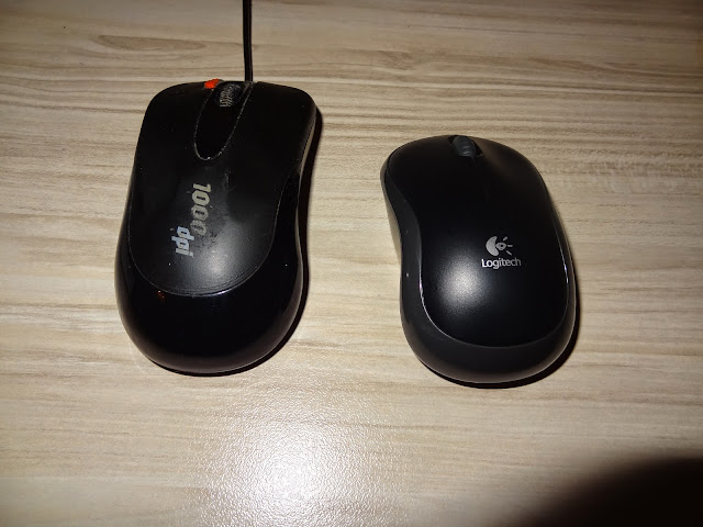 Logitech M175 vs Canyon CNR-MSL4