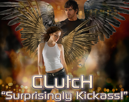 Featured Indie Book: CLUTCH – I Am Just Junco #1