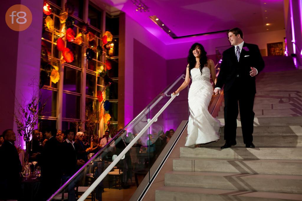 Dallas museum of art wedding dj by discovery djs for Dallas wedding dj