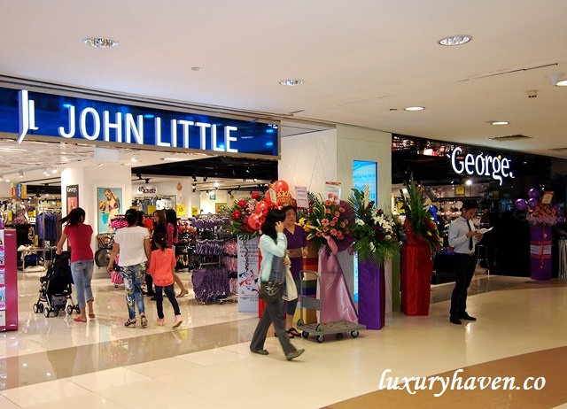 john little asda fashion label george singapore
