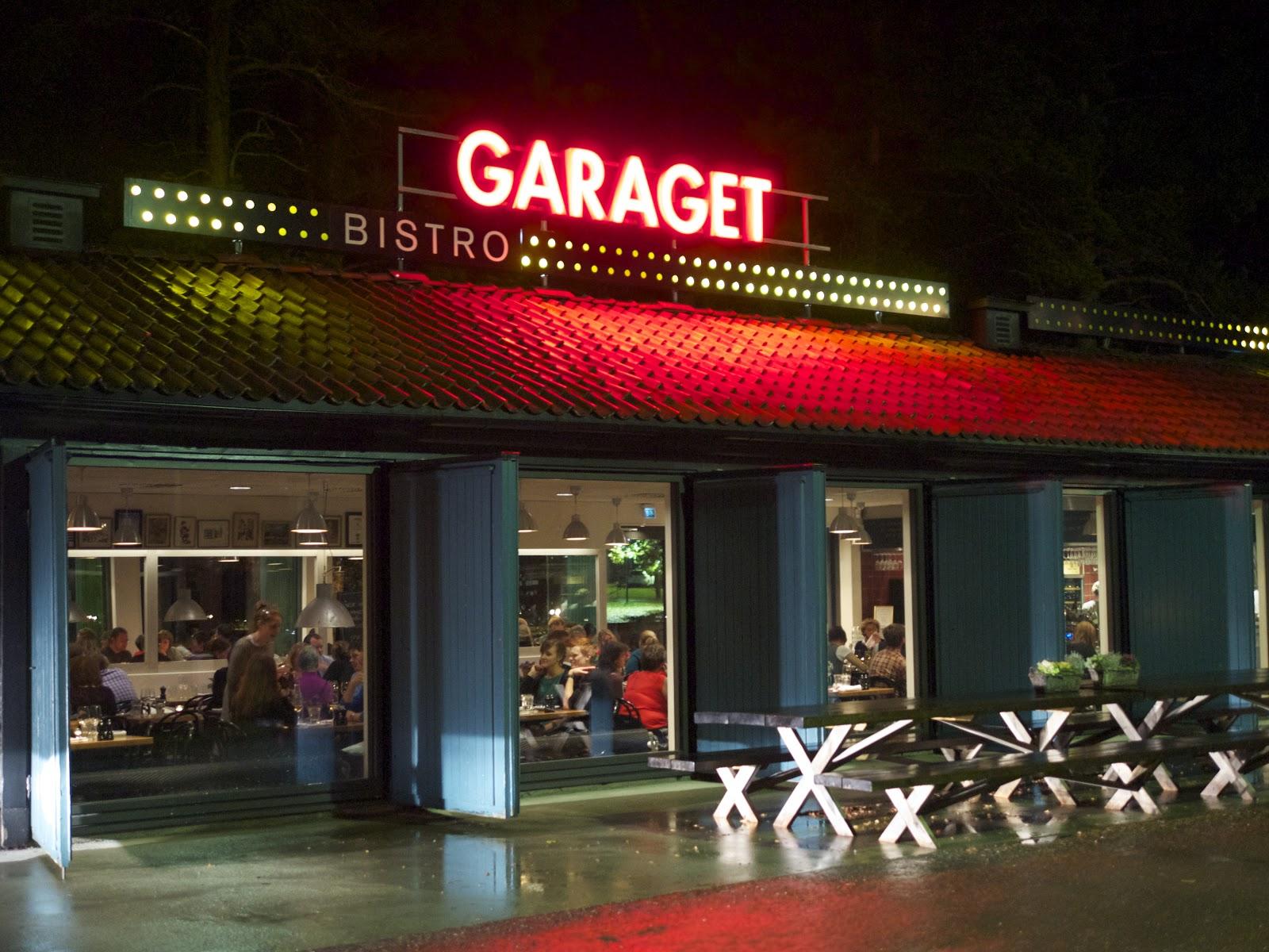 Restaurant Le Garage : Bistro le garage duÅ
