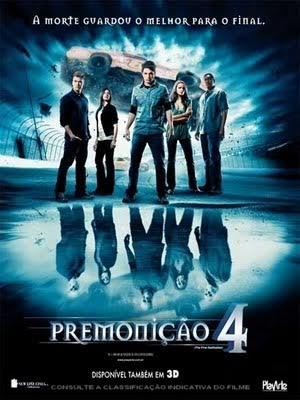 Baixar Premonição 4  DVDRip Avi Dublado  Download Gratis