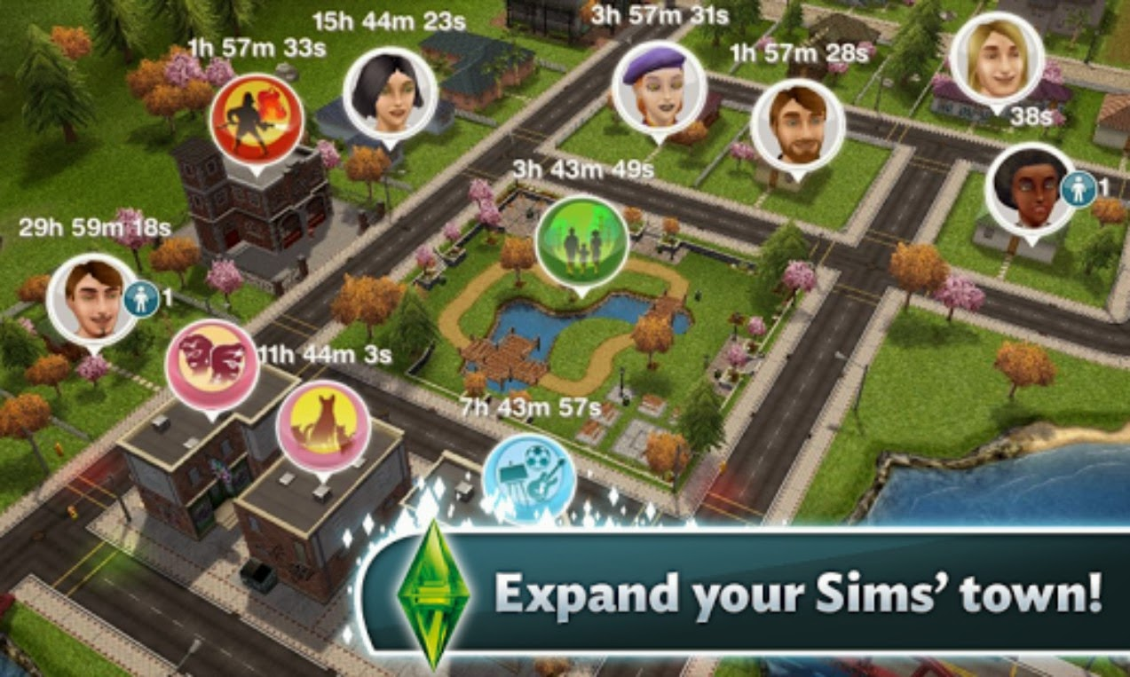 The Sims FreePlay Full Apk