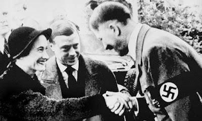Piden que se abran los archivos sobre la relación de la familia real británica con el régimen nazi