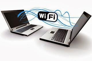 Membuat Hotspot Sendiri Dengan WiFi Laptop
