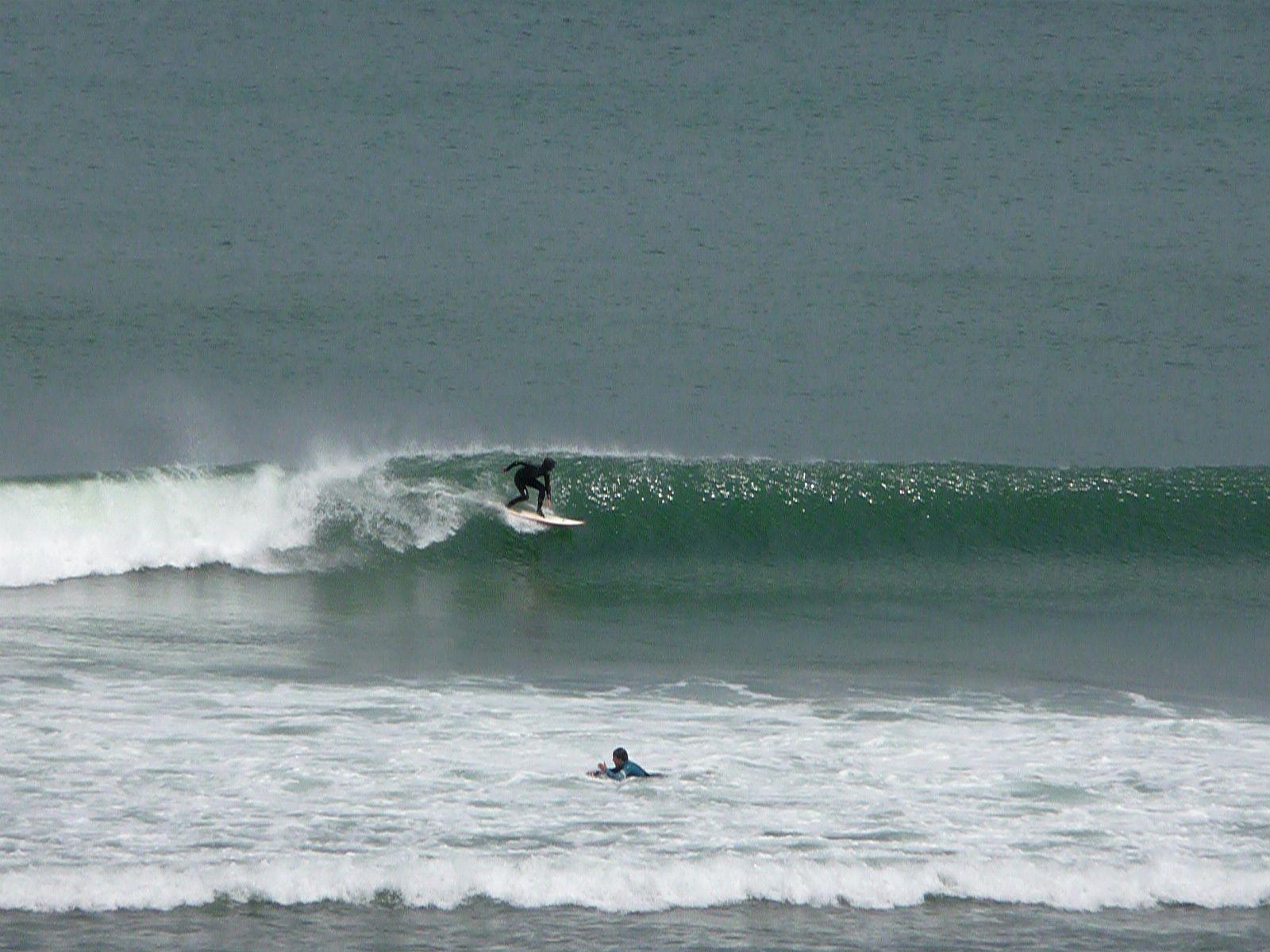 Surf en Mundaka - Ola de Mundaka - Foto