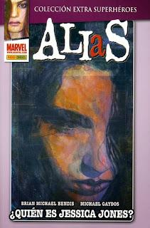 Colección Extra Superhéroes 7. Alias 1