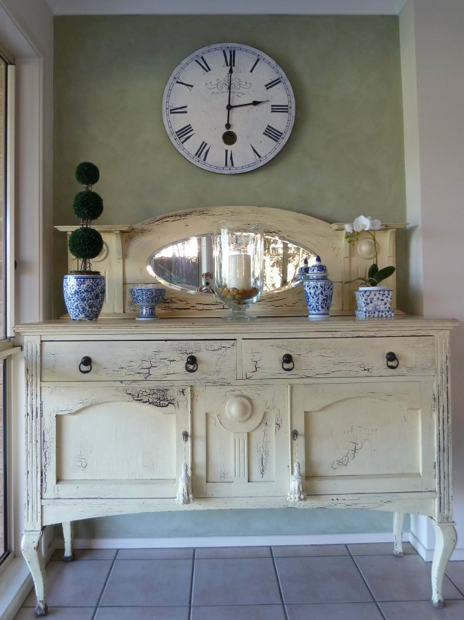 Stylish Settings Setting Dining Room Dresser