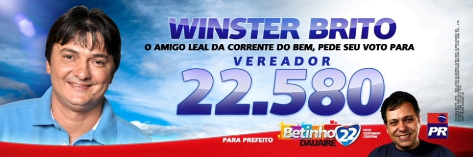 Blog do Winster Brito
