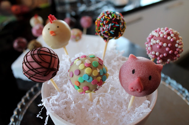 cake pops sin lactosa