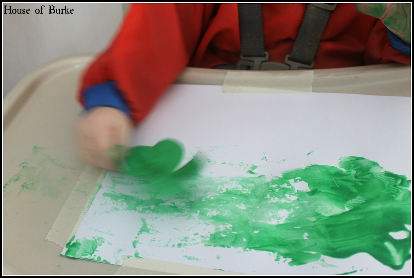house of burke 4 simple and fun st patrick u0027s day paint crafts