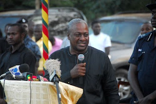 Presiden Ghana Memuji Ahmadiyah