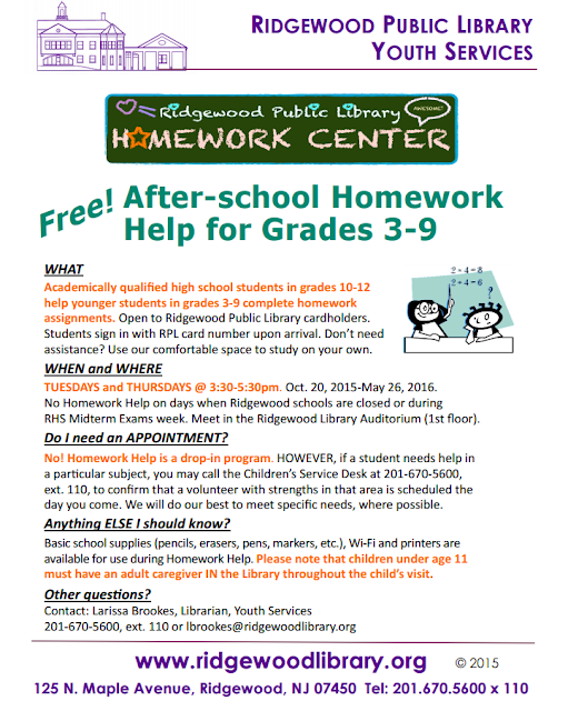 Fairfax county school homework help