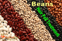 Beans Hair loss treatment, Beans hair fall loss remedy and treatment