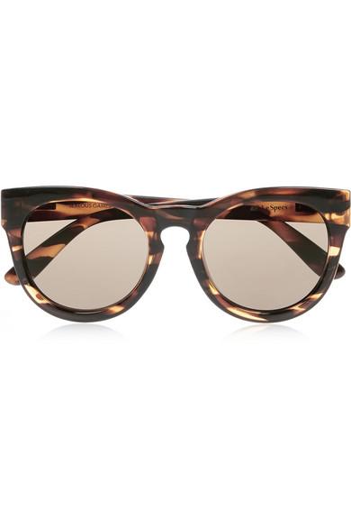 """Lunettes de soleil """"oeil de chat"""" Le Specs - 45€ - NETAPORTER"""