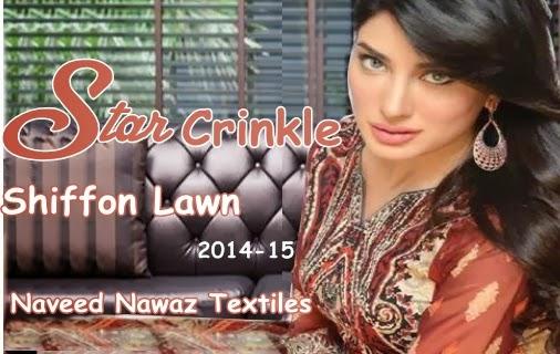 Naveed Nawaz Lawn 2014
