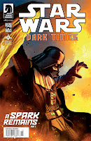 Star Wars: Dark Times: A Spark Remains  #1 Cover