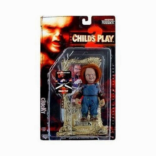 Figura Movie Maniacs Chucky