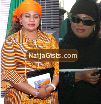 stella oduah attacked gunmen abuja