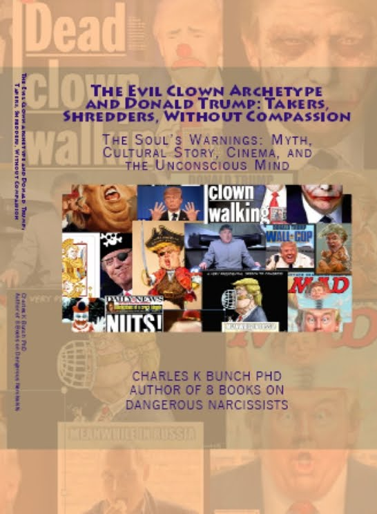 Evil Clown Metaphors and Donald Trump