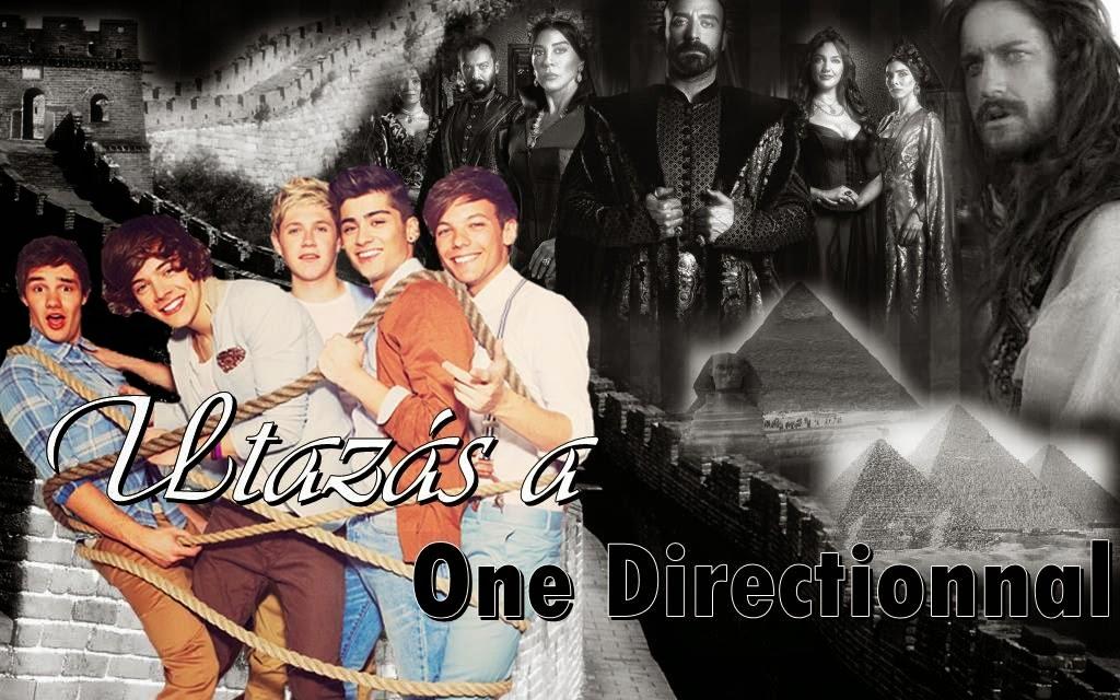 Utazz az One Directionnal