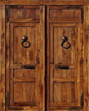 Ramiro rodr guez puertas for Puertas antiguas de derribo