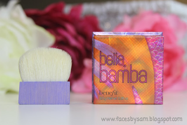 Benefit Cosmetics Bella Bamba Blush Review